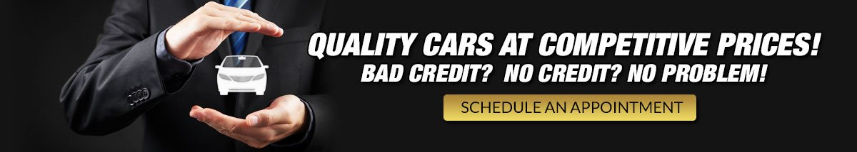 Schedule an appointment at UEA Premier Motors